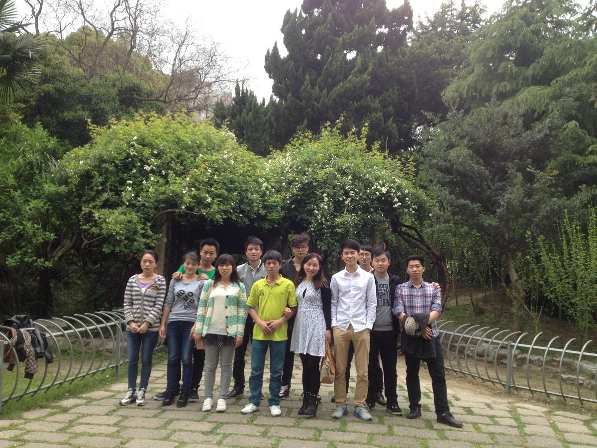 第一批上海就业学生